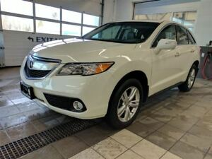 2014 Acura RDX CLEAROUT $24995  AWD-NEW BRAKES-Leather - Sunroof