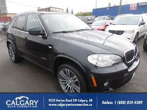 2013 BMW X5 M SPORT PACKAGE / GPS/ HEADSUP DISPLAY
