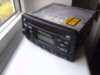 FORD CD PLAYER / RADIO , CD 6000 RDS