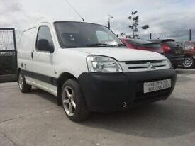 **For breaking** Citroen Berlingo 1.8 diesel, 5 speed (2008).