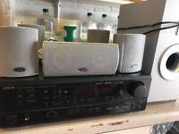 Denon AVR 1601. Home Cinema Amp. Dolby & DTS 5.1