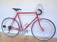 Orbit Reynolds 531 vintage bike