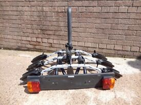 Thule Ride on 3 bike carrier(Towbar Bike rack) Used 3 times so excellent condition
