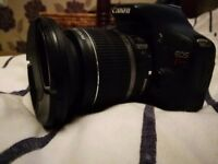 Price Reduced:Canon 550d/Kiss X4 Camera, Lenses, Accessories (Perfect Freelancer Beginner Kit)
