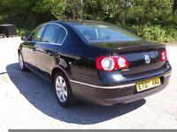 2007 VW PASSAT SE 1.9 DTI PD 150 HIGH MILES BUT WELL MAINTAINED IN GOOD CONDITION