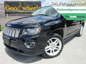 2014 Jeep Compass Limited | AWD | NAV | LEATHER | ROOF