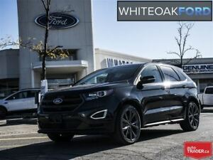 2015 Ford Edge Sport, 1 OWNER TRADE, LOADED, FORD CERTIFIED