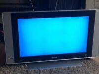 "Phillips 28"" HD ready flat screen tv"
