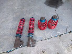 CLIO 172 CUP KTR COILOVER KIT