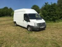 Ford transit Not Mercedes or Volkswagen vauxhall