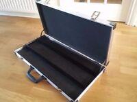Aluminium carry case