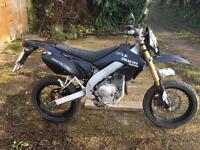 Motorhispania Duna Sports City, Supermoto, 125cc, Motorbike