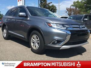 2016 Mitsubishi Outlander SE AWC (7-SEATER CAPACITY! PUSH START!