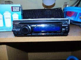 Sony Xplod CD/radio