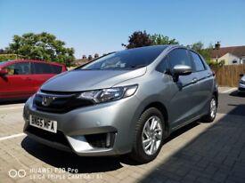 2015 Honda Jazz 1.3 i-VTEC EX Petrol silver Automatic