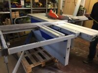 Metabo Panel Saw with scribe 2.5 Mtr board 3 Phase