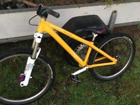Customised High Spec DJ Bike