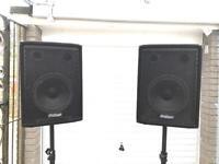 Speakers pair