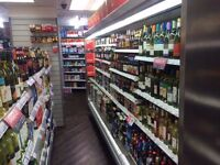 Profitable Off Licence shop for sale