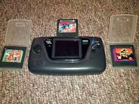 Game Gear Sega