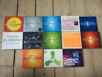 Classic dance/trance albums CDs for sale