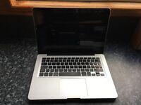 "MacBook Pro 13"" 2009 no hard drive"