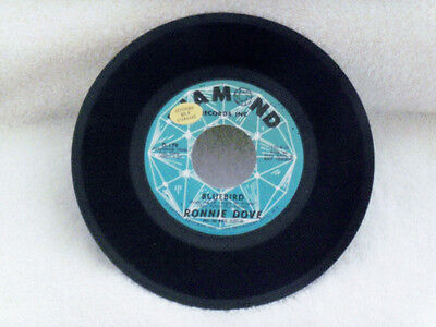 "RONNIE DOVE*BLUE BIRD/*ONE KISS FOR OLD TIMES SAKE*DIAMOND 7""45 RPM*1965 POP*M-*"