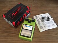 Maxon SD9 Sonic Distortion - Overdrive Pedal