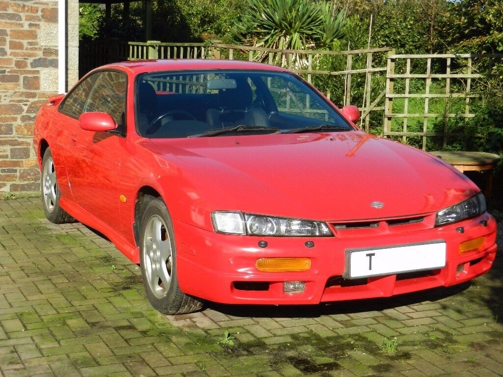 nissan 200 sx touring coupe