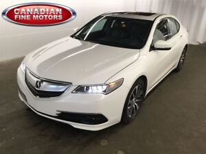 2015 Acura TLX PREM-4CYL-ONE OWNER