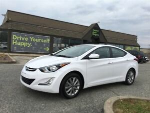 2016 Hyundai Elantra Sport / SUNROOF / ALLOY RIMS / HEATED SEATS