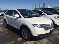 2011 Lincoln MKX AWD & LIMITED & NAVIGATION & LEATHER/ROOF & ALL