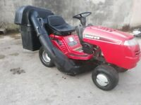 Jonsered 36inch Ride on Lawnmower