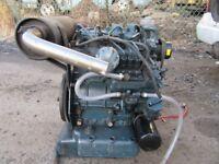 Kubota 722 3 Cylinder 25HP engine