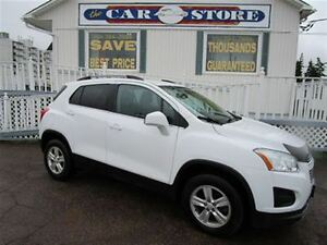 2013 Chevrolet Trax 1LT AWD!!! TWO TONE INTERIOR!! AIR!! CRUISE!