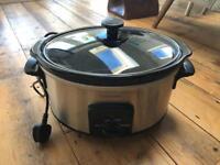5.5L slow cooker