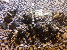 MASSIVE Phone charger, cable JOB LOT NOKIA SAMSUNG SONY ERICSSON