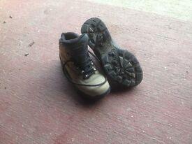 Walking Boots. Ladies. Girls