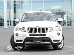 2014 BMW X3 xDrive28i Navigation Package, Premium Package