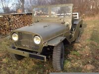 farm jeep french delahaye 1952,