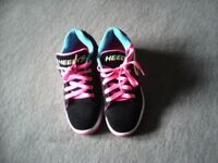 Propel Girls Heelys Hardly Used Next To New