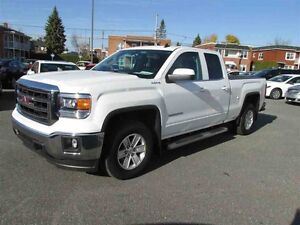 2014 GMC SIERRA 1500 4WD EXTENDED CAB 104$/SEM+tx 4WD Double Cab