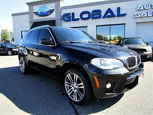 2013 BMW X5 xDrive35i  M-SPORT PKG. NAVIGATION , MORE ....