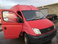 Ldv maxus spare parts available