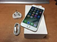 iPhone 6 gold 16GB unlocked! Very good condition, boxed x