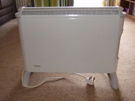 Dimplex 2kw Convector Heater with thermostatic control