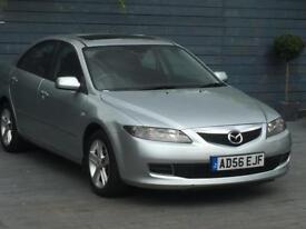 Mazda 6 Petrol 2.0 automatic HPI clear new mot