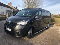 Campervan. Renault Trafic Sport. 65 reg. Sleeps 4. Great for a family or day van!