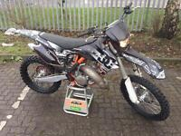 Ktm sx 125 / 150 2015 regd Mx or enduro fitted lights ect exc dt wr enduro Mx trials cr Yz rm