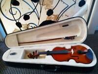 BRAND NEW 1/4 violin